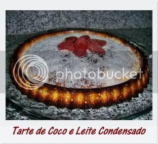 Tarte de Coco e Leite Condensado 1