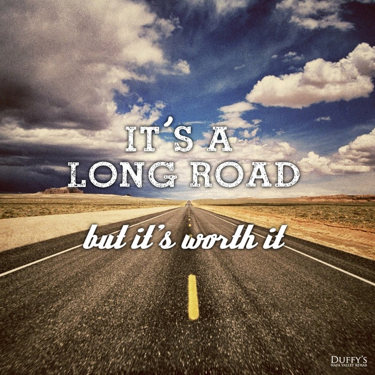 Quotes About Long Roads