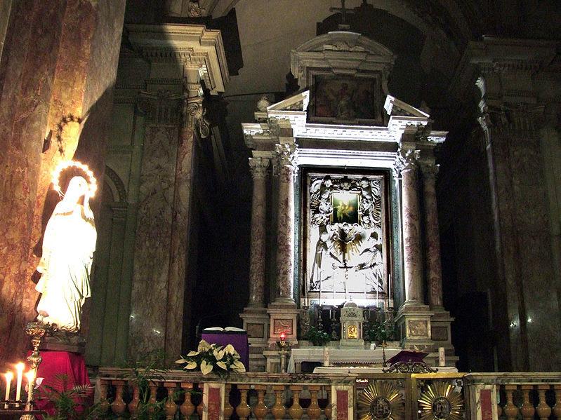 Fil:. Sant'Eusebio Altare 01 (Claudius Ziehr) jpg