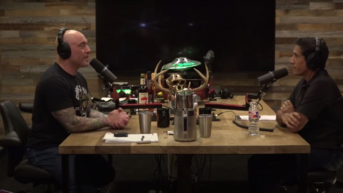 Dr. Sanjay Gupta: Why Joe Rogan and I sat down and talked -- for more than 3 hours