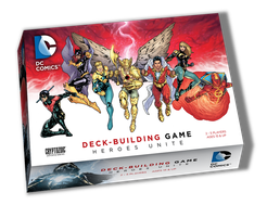Dc Comics Deck Building Game Strategy