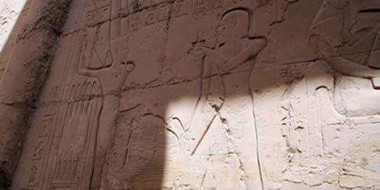 Masturbasi di depan publik zaman Mesir kuno