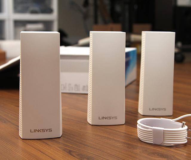 【Mesh WiFi 路由器報價】Linksys Velop WHW0303  網店特價 $2899