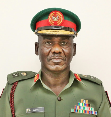 Nigerian Army Promotes 123 Officers.