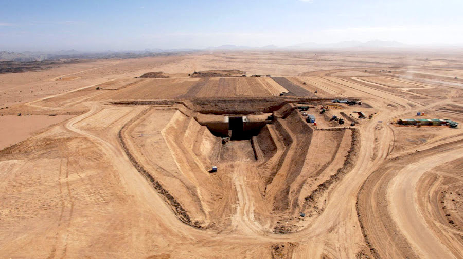 Namibia's new uranium mine to triple country's output by 2017