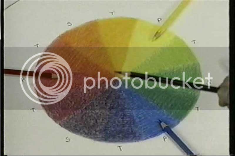 curso practico de dibujo y pintura cromatica colores