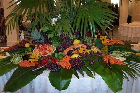 The Church Cook: Fruit Centerpiece   Party Planning