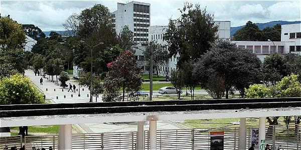 Universidad Nacional de Colombia, Bogotá.