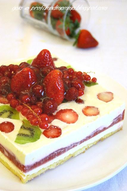 Torta Quadro