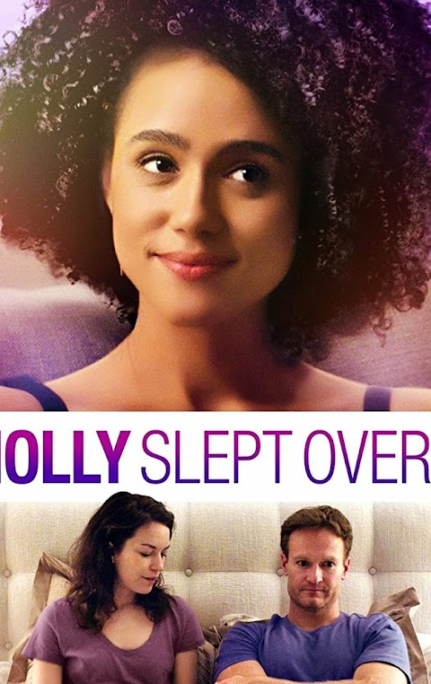 Holly Slept Over (2020) 480p 720p 1080p WebRip Dual Audio (Hindi+English) Full Movie