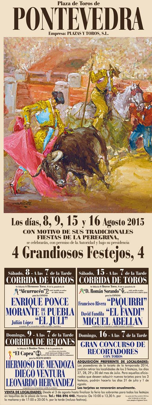 Toros Pontevedra