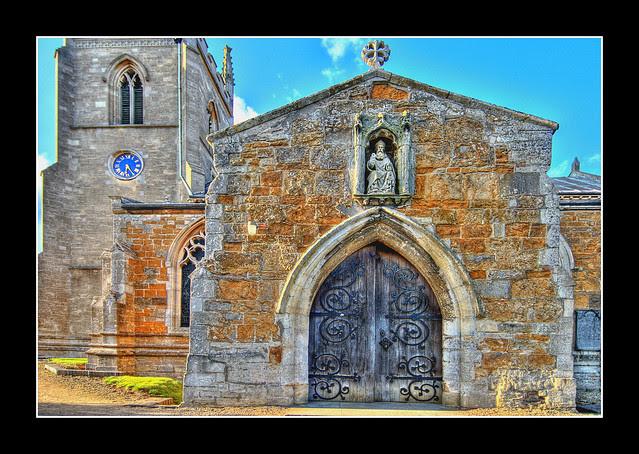 St Wilfrids Church, Kibworth