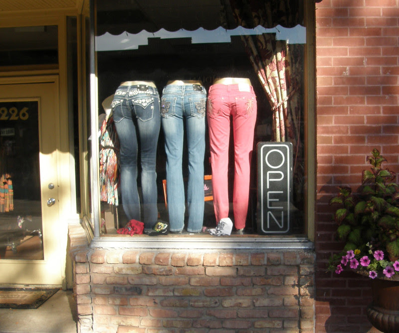 3 half womanequins