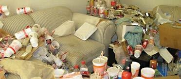 唖然するほど汚い部屋 Soheicube Linkpost