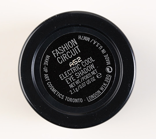 MAC Fashion Circuit Electric Cool Eyeshadow