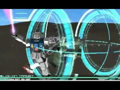 Video: Gameplay de Gundam The 3D Battle