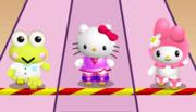 Hello Kitty Roller Rescue: hello kitty, corse, pattinaggio, bambini