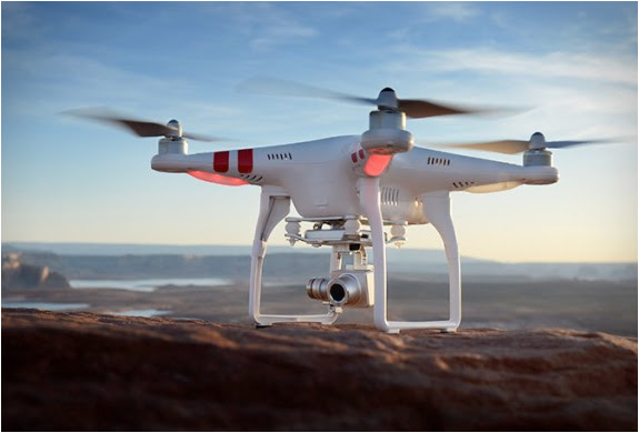 A Drone for All Seasons: DJI Phantom 2 Tips for Aerial ...