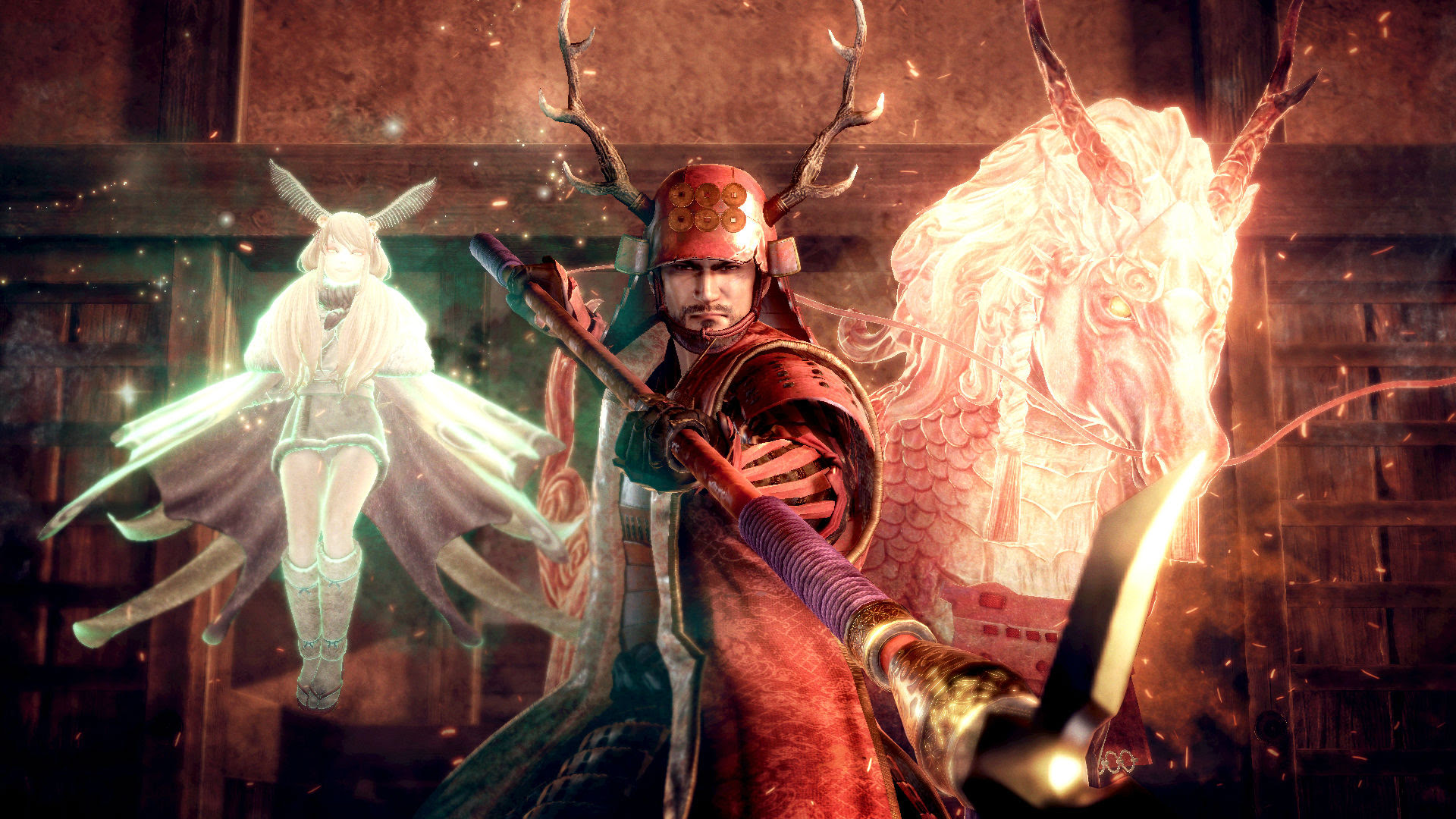 Review: Nioh: Defiant Honor screenshot