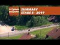 Vídeo resumen de la 8ª etapa del Critérium du Dauphiné 2019