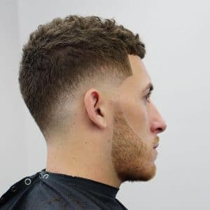 Medium Hairstyles For Men 2017 Temple Fade Haircuts Drop Fade