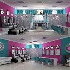 Holy nail salon! @paintedwomanbykameco located in Beverly