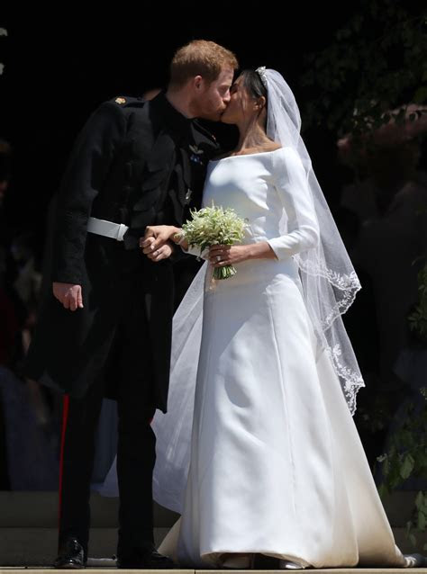 Clare Waight Keller for Givenchy Wedding Gown   Meghan's