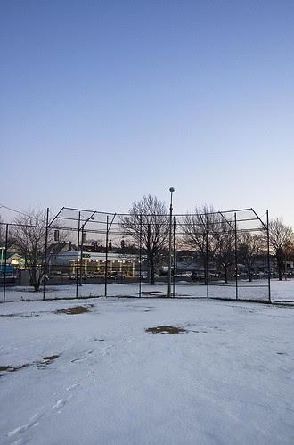 Foss Park, Winter Hill