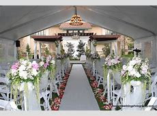 Wedding Receptions in our Courtyard   Doubletree Ontario Airport Hotel   Courtyard wedding