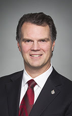 Photo - Fin Donnelly - Click to open the Member of Parliament profile