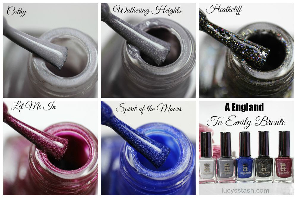 Watercolour Flower Nail Art & A England GIVEAWAY