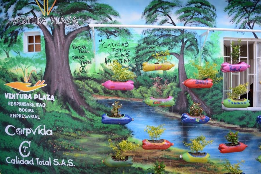 Imagenes De Murales Ecologicos
