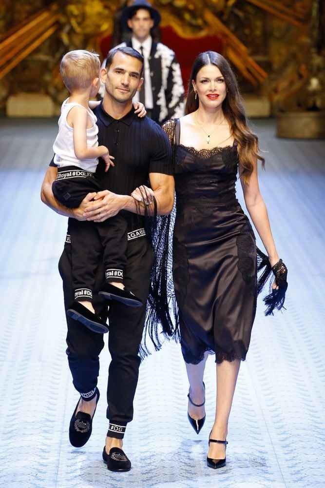 Dolce Gabbana Inclusion Y Libertad En El Desfile De Hombres