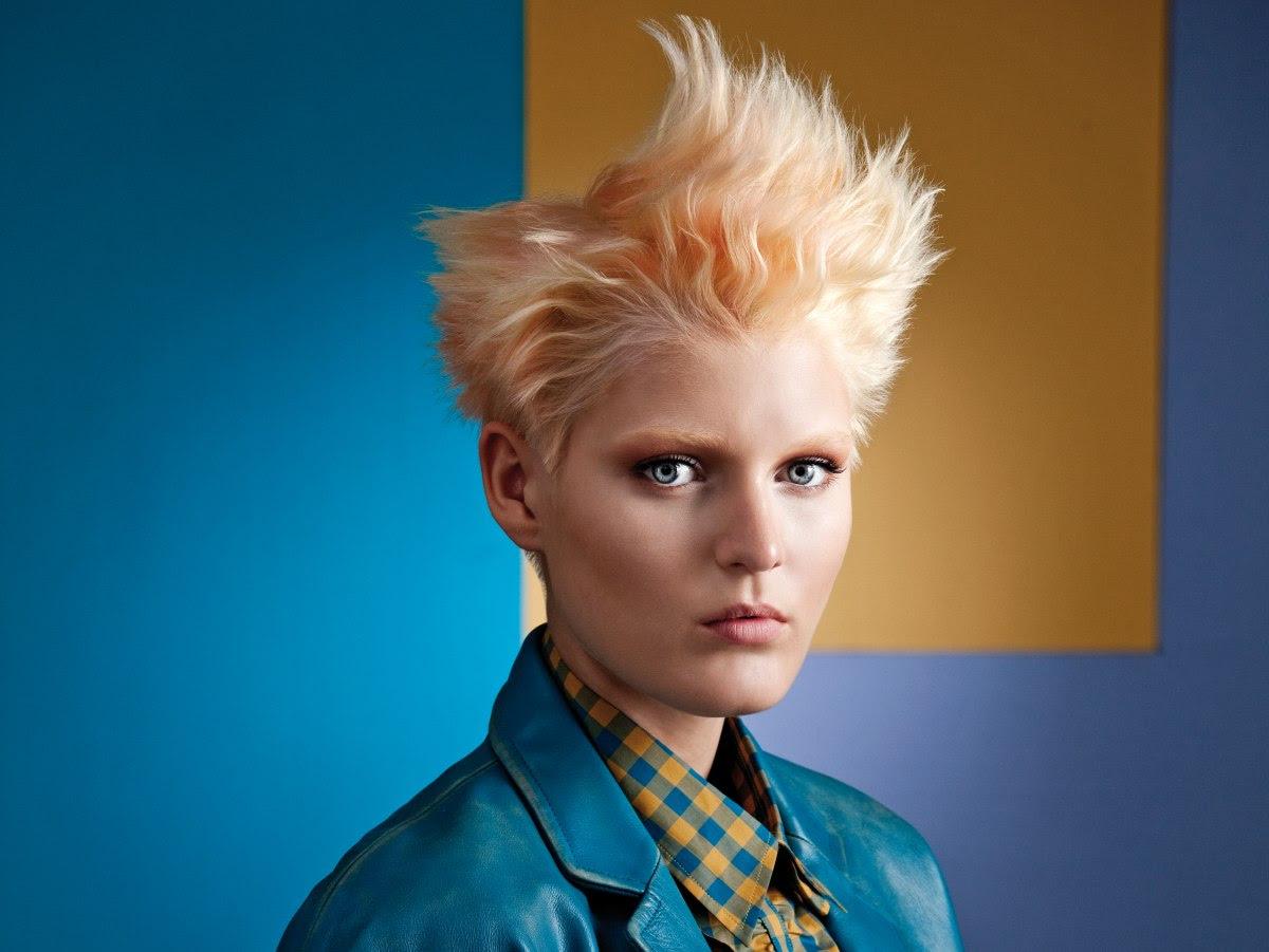 Punkige Frisuren Frauen Moderne Frisuren