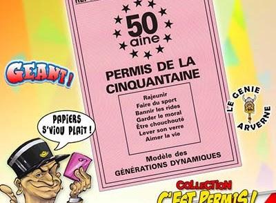 Carte 50 Ans Anniversaire Humour
