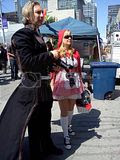 How Weird Street Fair, 05.13.2012 Part of the costumed crowd at How Weird Street Fair.