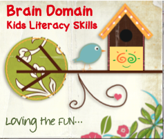 Brain Domain Kids Literacy Skills