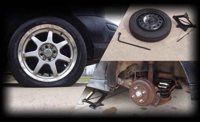 How To Change A Flat Tire Autoguide Com News