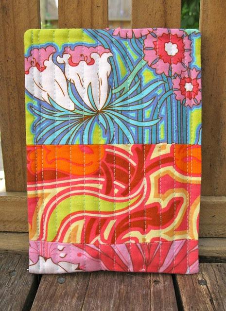 Soul Blossoms sunglasses case