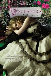 Enchanted by Alethea Kontis  - 8th May 2012