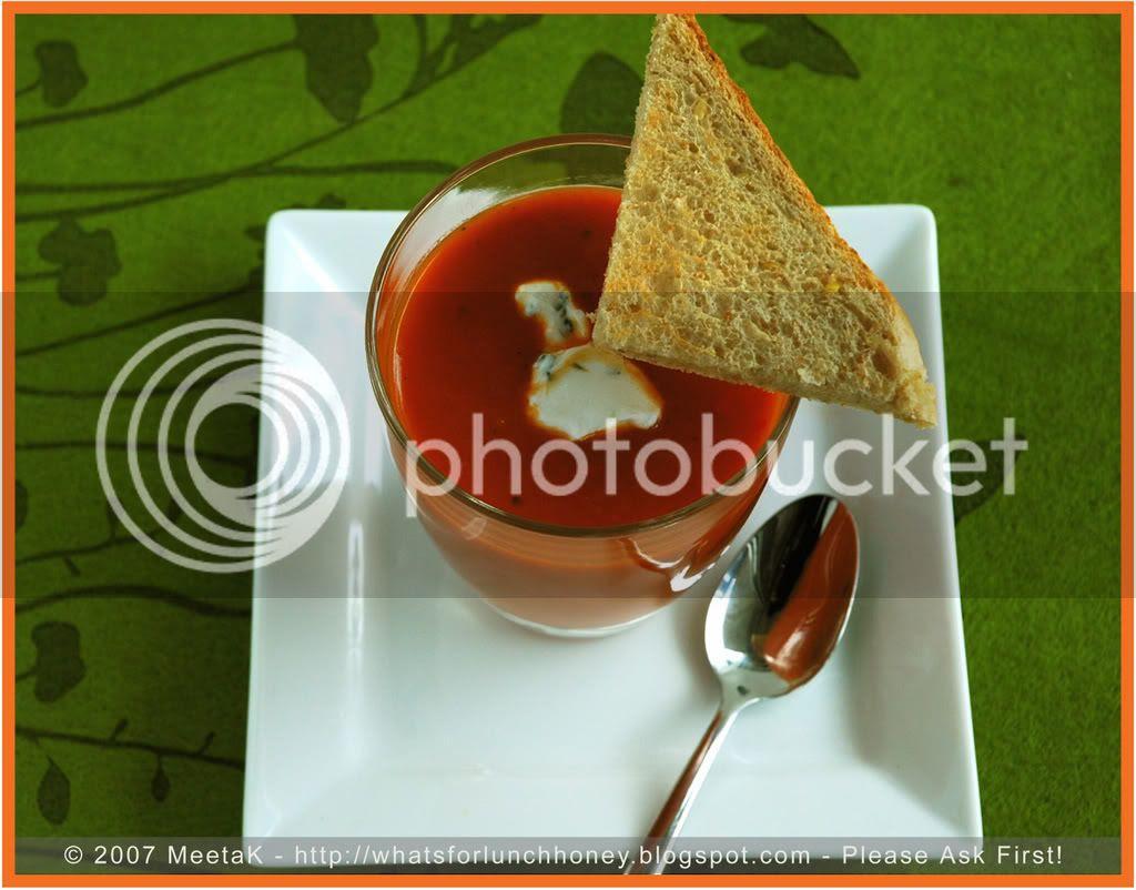 Bell Pepper Soup (01) by MeetaK