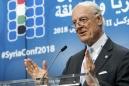 UN Syria envoy floats idea of evacuating Idlib civilians
