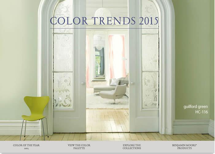 Color Trends 2015 Sibrava Associates Interior Concepts