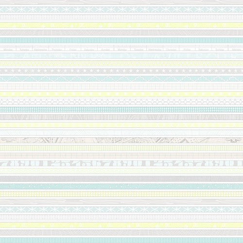 10a BOLD patterned stripe - free printable digital patterned paper