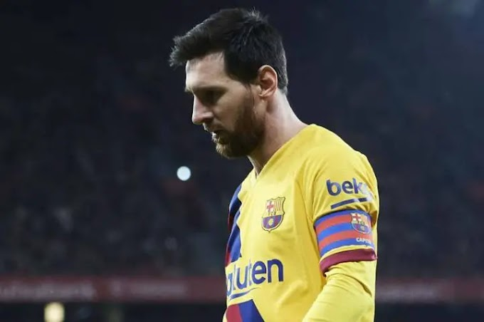 Lionel Messi Cancels Renewal Of Barca Contract, Sets Date To Quit Club