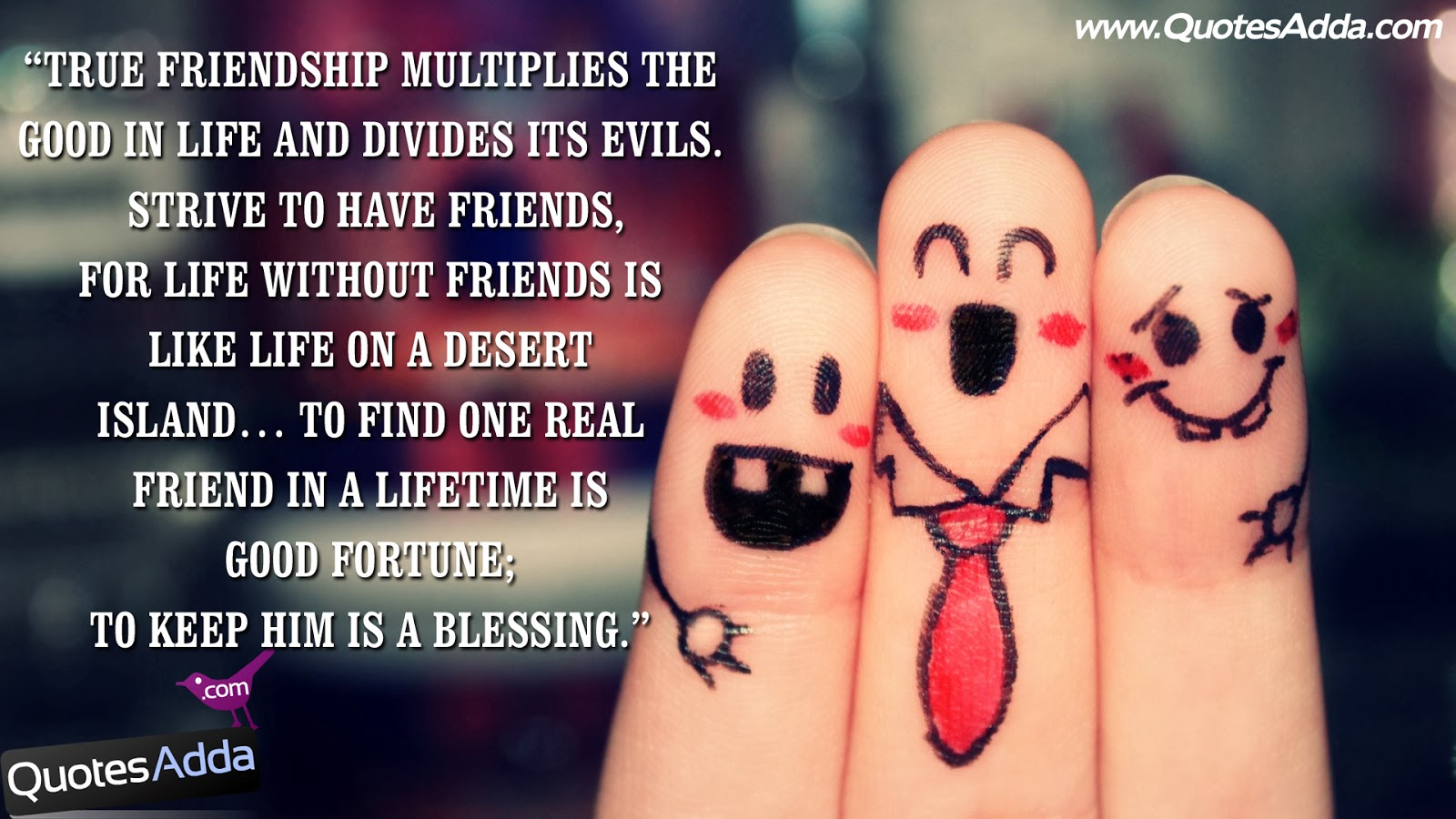 Friendship Quotes Wallpapers For Facebook