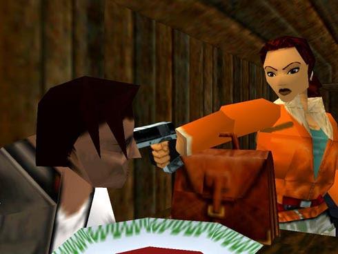 Tomb Raider III Screenshot