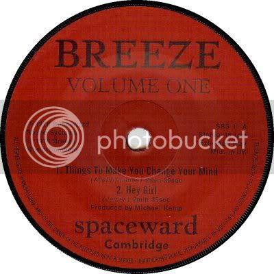 Breeze - Volume One