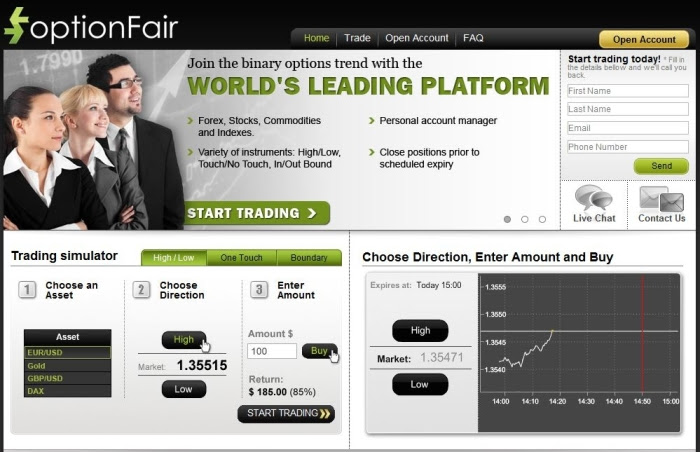 An Overview Of The Optionfair Currency Trading Platform Fx Trading For Dummies