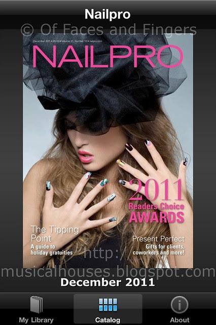 nailpro iphone app screen 4